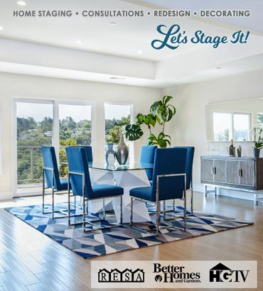About Let's Stage It! Home Staging