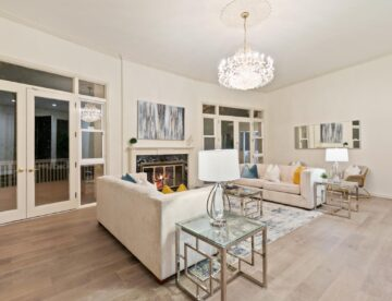 100 Tamarack Dr. Hillsborough, CA Home Staging To Sell. Higher Bids, Fewer Days on Market